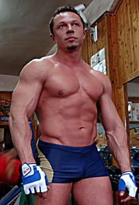 UBF - NICK - PRIVATE TRAINER & CONSULTANT
